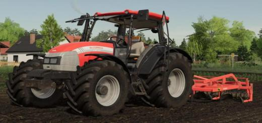 Photo of FS19 – Mccormick C-Max 105 Tractor V1