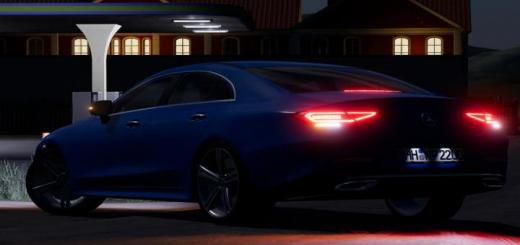 Photo of FS19 – Mercedes-Benz Cls 2018 V1