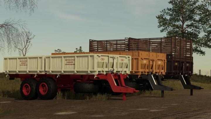 FS19 - Mmz - 771B Trailer V1