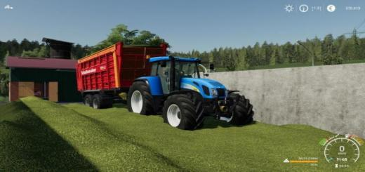 Photo of FS19 – New Holland 7550 Tractor V2