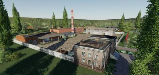 Photo of FS19 – Novotroitsky Village Map V1.0.5