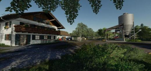 Photo of FS19 – Oberkrebach Map V1.0.0.2
