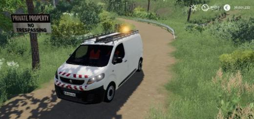 Photo of FS19 – Peugeot Expert V1.5