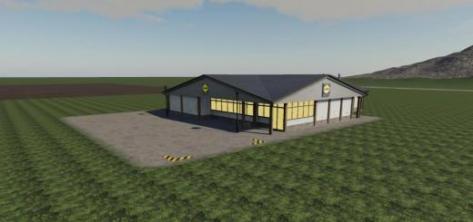 Photo of FS19 – Placeable Cheesefactory V1