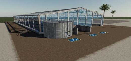 Photo of FS19 – Placeable Coffee Bean Greenhouse V1