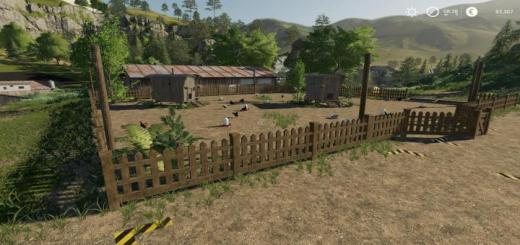 Photo of FS19 – Placeable Large Animals