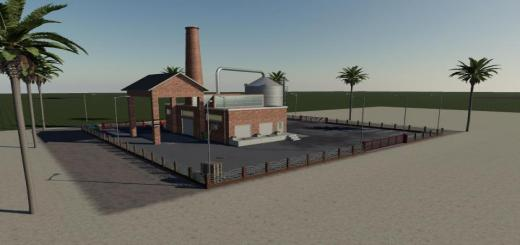 Photo of FS19 – Placeable Sugarfactory V1.1