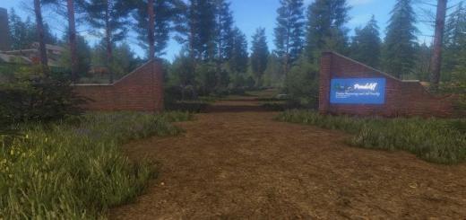 Photo of FS19 – Pondcliff Logging Map V1.1