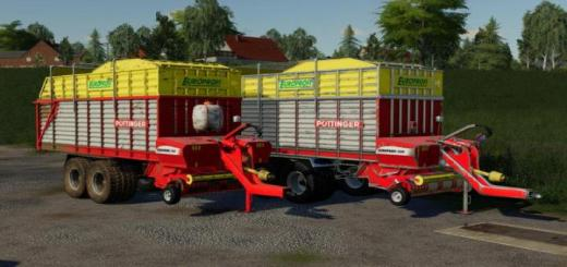 Photo of FS19 – Pottinger Europrofi 5000 V1