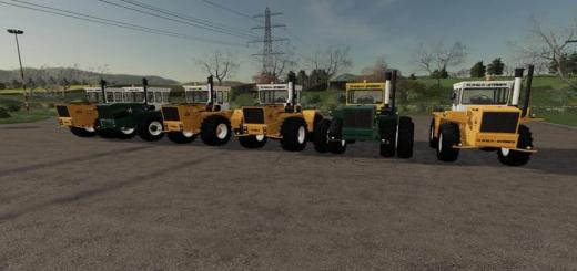 Photo of FS19 – Raba Steiger Series V1