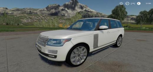 Photo of FS19 – Range Rover Vogue 2014 V1