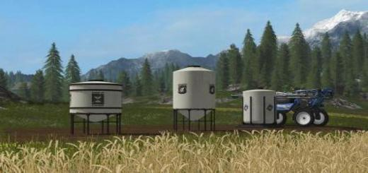 Photo of FS19 – Refill Tanks V1.2