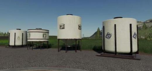 Photo of FS19 – Refill Tanks V1.3
