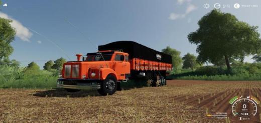 Photo of FS19 – Scania Jaca 111 Truck V1