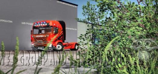 Photo of FS19 – Scania R730 Toprun V1.5