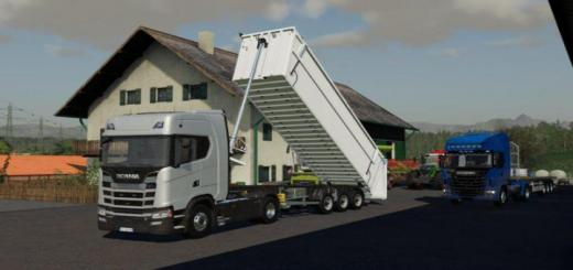 Photo of FS19 – Scania S580 Truck V2.0.3.7