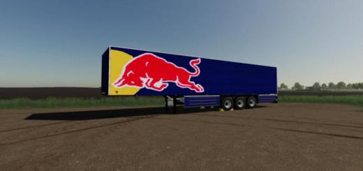 Photo of FS19 – Schmitz Cargo Red Bull V1