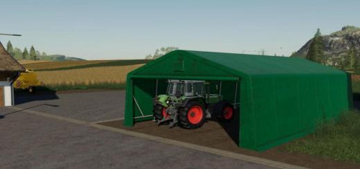 Photo of FS19 – Shed V1