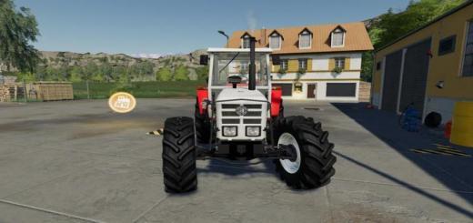 Photo of FS19 – Steyr 8100 Sk1 Basic Version V1