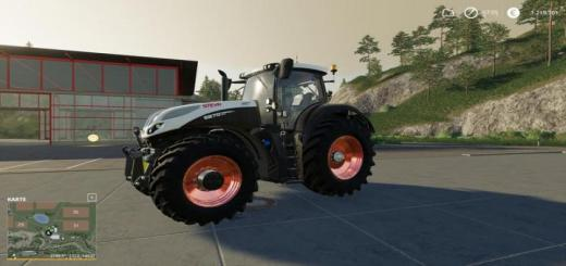 Photo of FS19 – Steyr Terrus Cvt Nerd Mp V1.1
