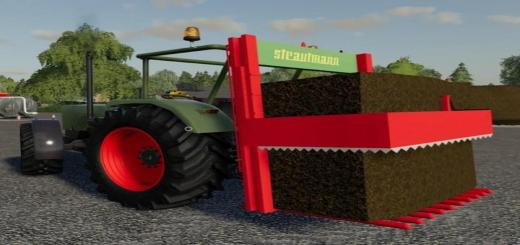 Photo of FS19 – Strautmann Hydrofox V1