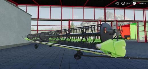 Photo of FS19 – Superflex Draper 3162 45Ft V1