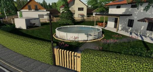 Photo of FS19 – Swimmingpool For Decoration V1.1