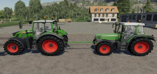 Photo of FS19 – Tow Bar V1.1