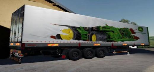 Photo of FS19 – Trailer Autoload Multiple John Deere V1.5