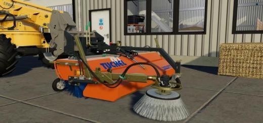 Photo of FS19 – Tuchel-Sweep Plus 590 V1