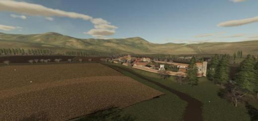 Photo of FS19 – Tuscan Lands Map V1.0.0.1