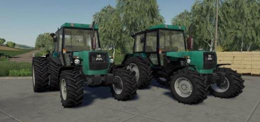 Photo of FS19 – Umz 8240 Tractor V2.0.1