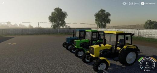 Photo of FS19 – Umz8240 Tractor V1