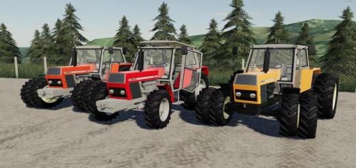 Photo of FS19 – Ursus 904 Tractor V1.0.1.0