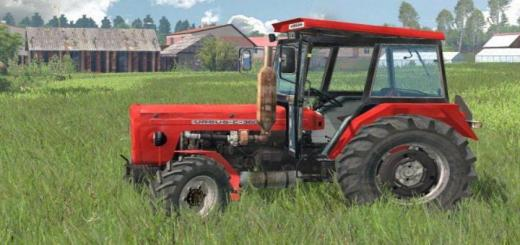 Photo of FS19 – Ursus C-360 4X4 Tractor V1