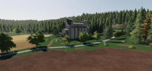 Photo of FS19 – Vaskovice Map V1
