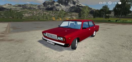 Photo of FS19 – Vaz 2107 V1
