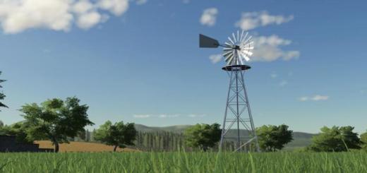 Photo of FS19 – Water Wind Turbine V1