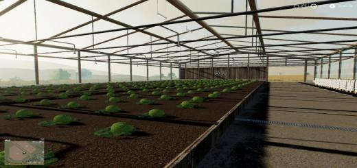 Photo of FS19 – Watermelon Greenhouse V1
