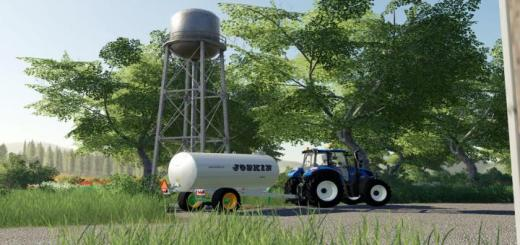 Photo of FS19 – Watertower V1