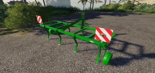 Photo of FS19 – Wimmer Front Cultivator V1