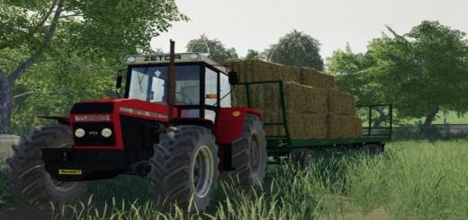 Photo of FS19 – Zetor 16245 Tractor V1