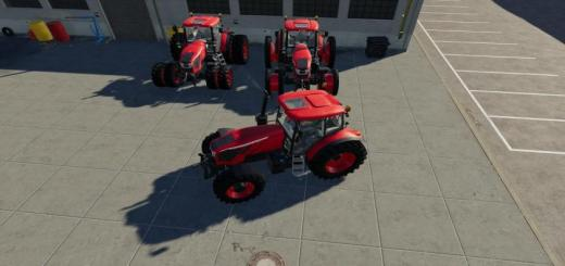 Photo of FS19 – Zetor Crystal 150/160 V1.1