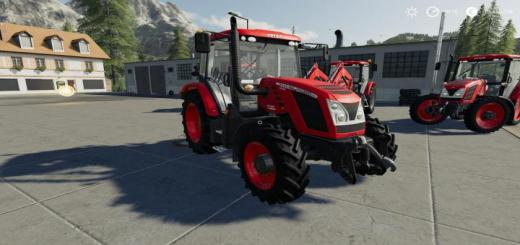 Photo of FS19 – Zetor Proxima Power 100/120 Tractor V1