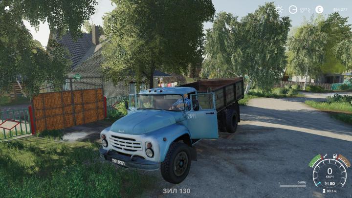 FS19 - Zil 130 Truck V1