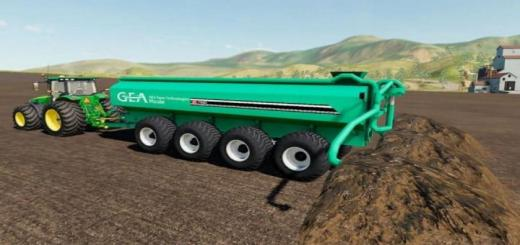 Photo of FS19 – 3 Gea Houle Manure Spreaders V1