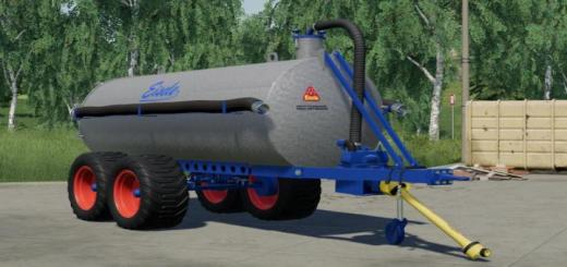 Photo of FS19 – 6M Slurry Tanker V1