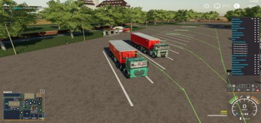Photo of FS19 – Autodrive Courses For Saxonia 2019 V1.2