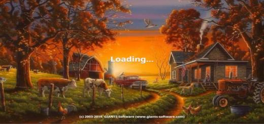 Photo of FS19 – Autumn Farm Menu Background V1