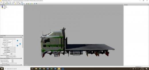 Photo of FS19 – Bale Truck V1